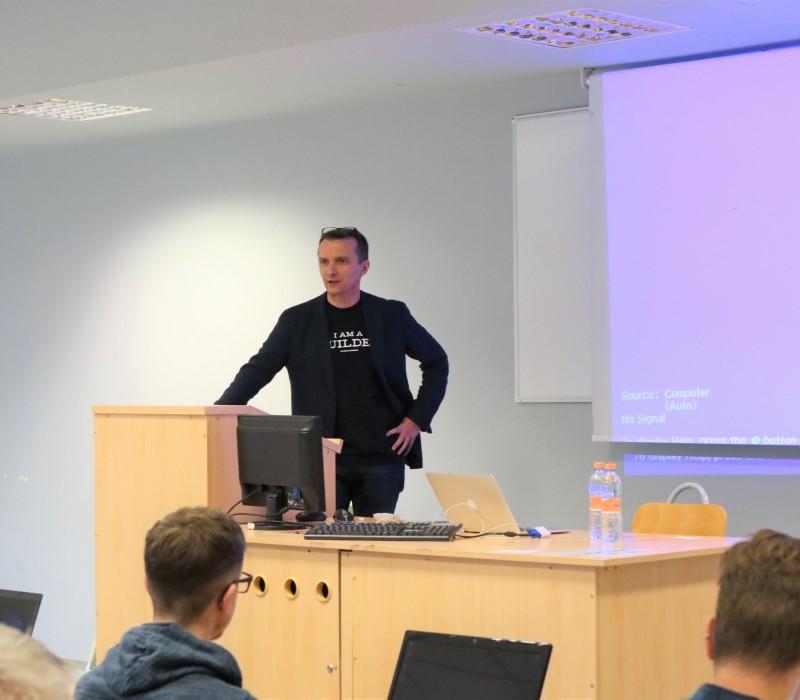 II edycja IBM Blockchain Roadshow for Universities