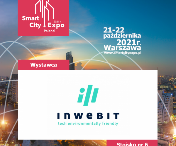 Smart City Expo Poland, 21 – 22.10.2021 Warszawa